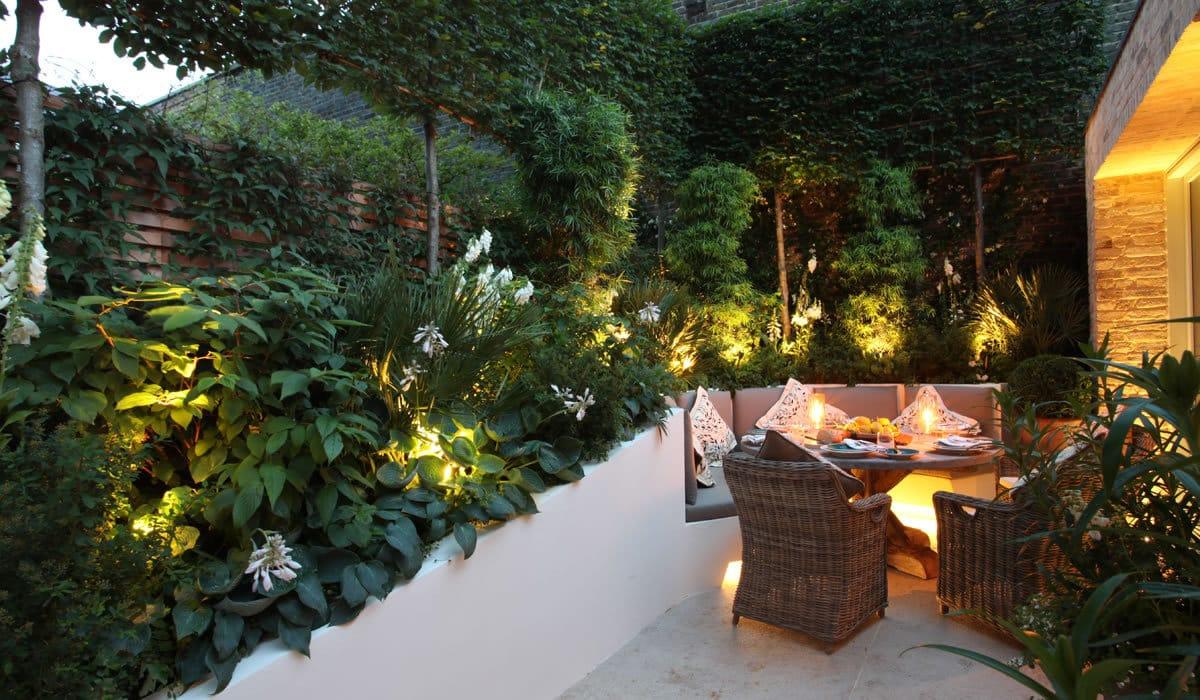 beautiful eclairage jardin haut de gamme gallery. Black Bedroom Furniture Sets. Home Design Ideas