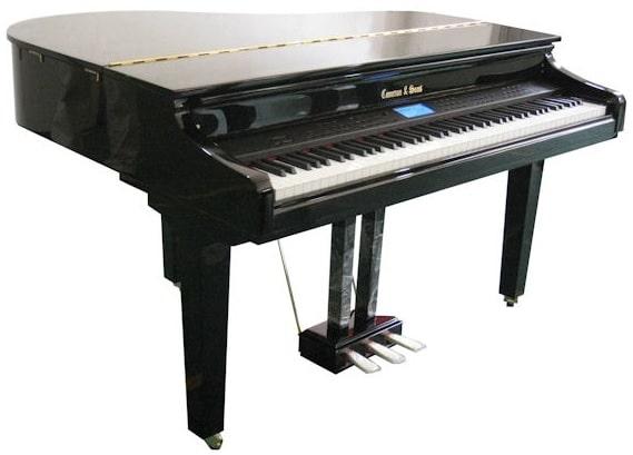 Transporter un piano les bons conseils des d m nageurs - Comment choisir piano ...