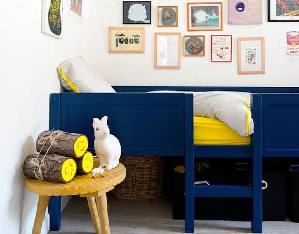 Des solutions simples pour une chambre enfant élégante