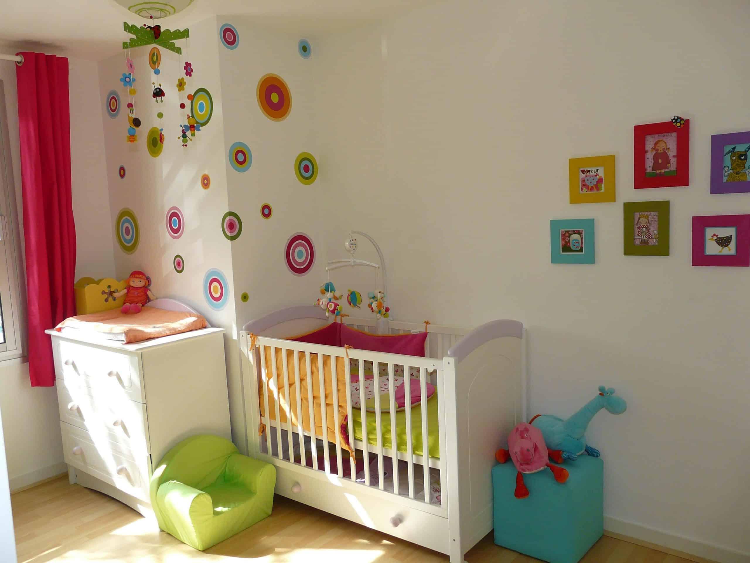 De belles idées pour la décoration chambre enfant
