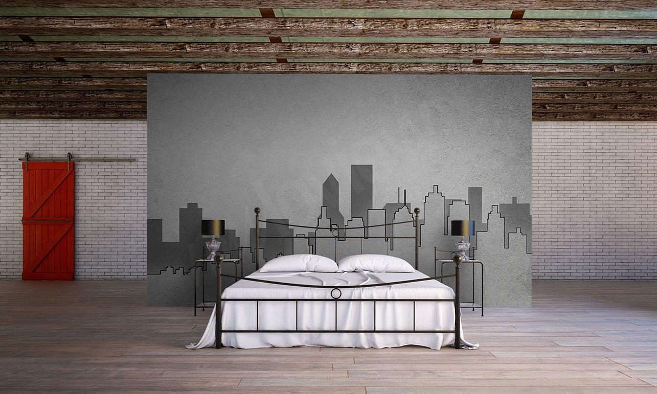 Le papier peint, une œuvre d'art   home dome