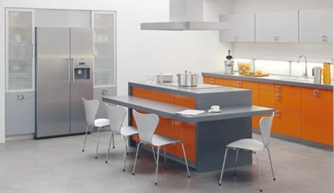 Un il t central pour la cuisine avantages et inconv nients home dome - Ilot central cuisine alinea ...