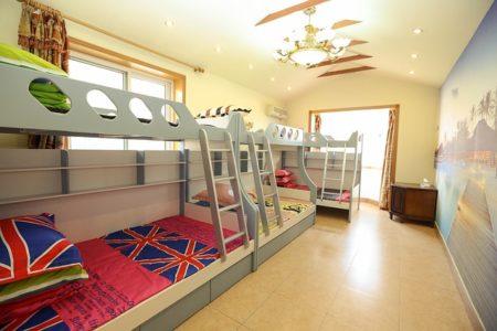lits superposés