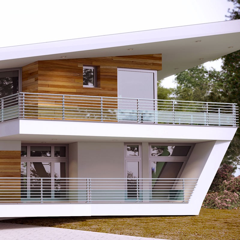 garde corps en aluminium toujours ultra tendance en 2017 home dome. Black Bedroom Furniture Sets. Home Design Ideas