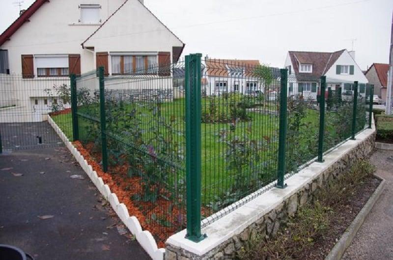 Habitat quelles solutions pour cl turer votre jardin - Cloturer son jardin ...