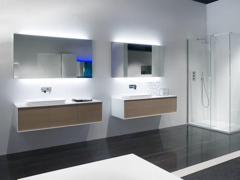 comment bien choisir son miroir de salle de bain home dome. Black Bedroom Furniture Sets. Home Design Ideas