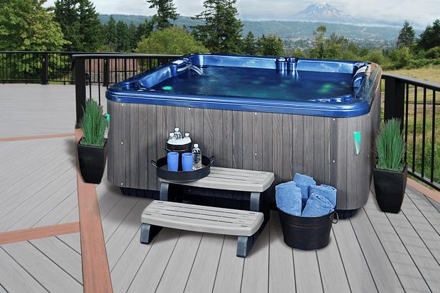 Envie D Un Spa Sur Votre Terrasse C Est Bien Possible
