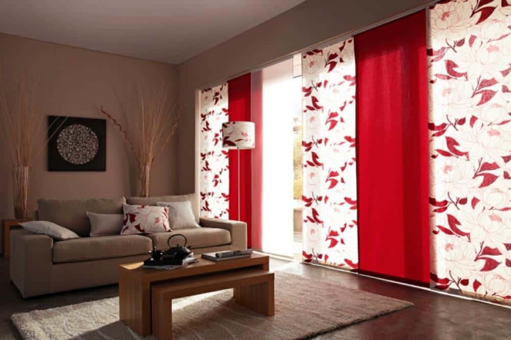 Le rideau japonais pour s parer d corer et conserver la - Rideau japonais design ...