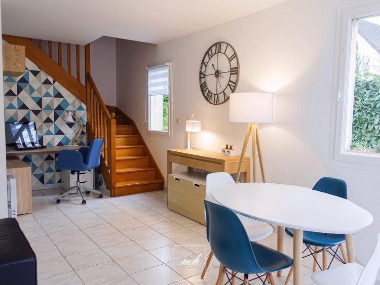 La décoration intérieure d'un appartement