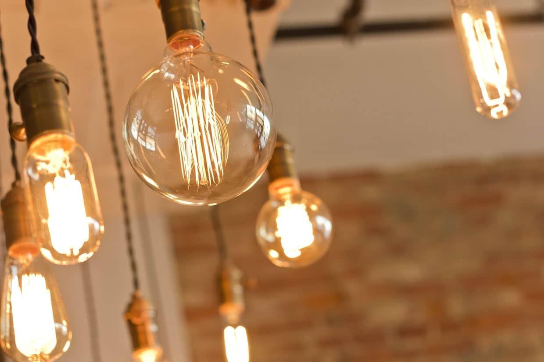 Des luminaires pour l'éclairage