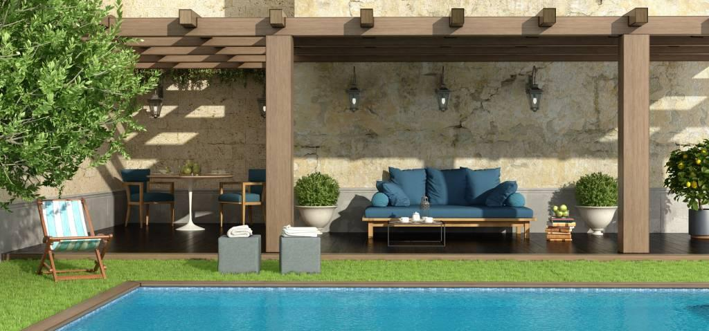 comment bien choisir sa pergola home dome. Black Bedroom Furniture Sets. Home Design Ideas