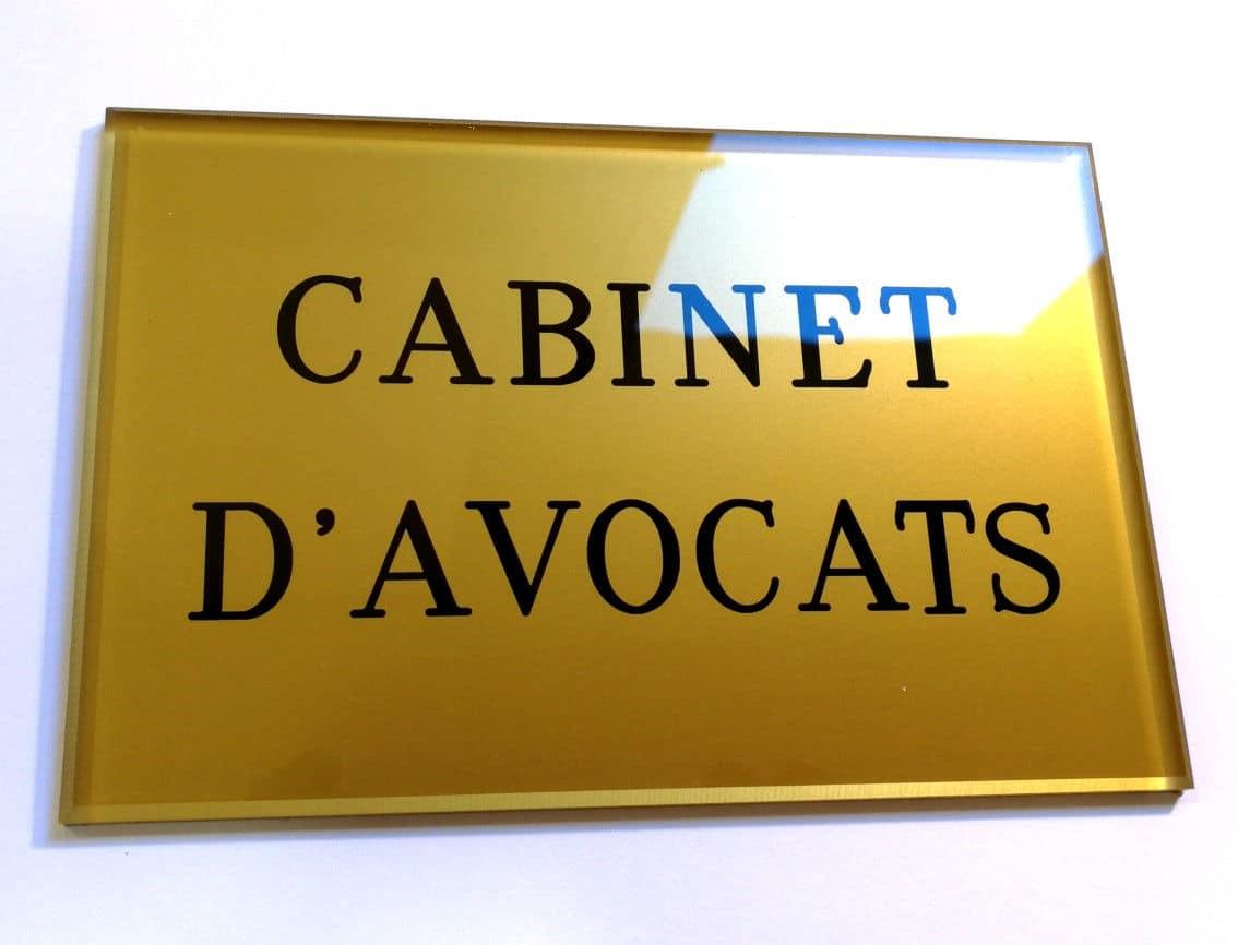 Informations sur la plaque