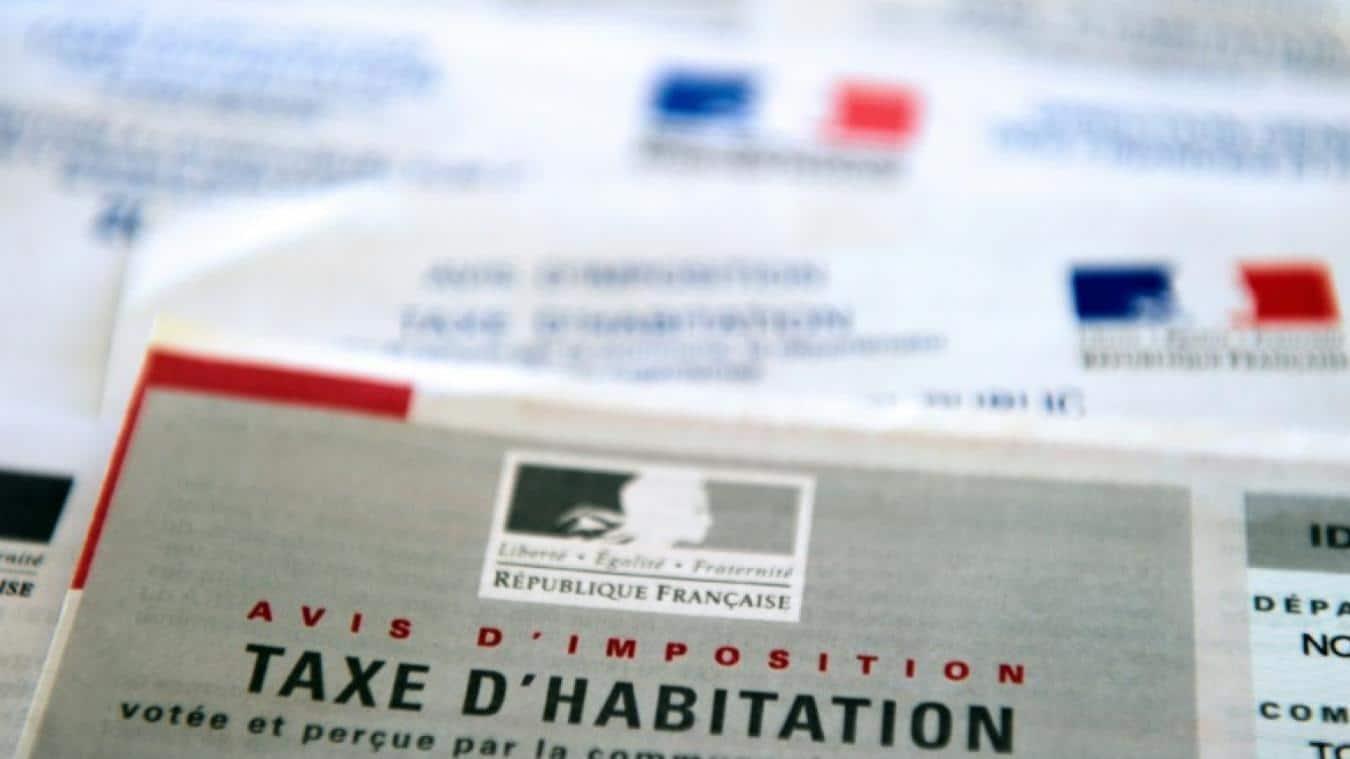 La taxe d'habitation en France