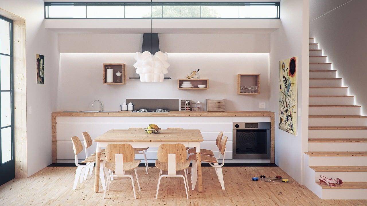 La d coration minimaliste pour une ambiance sobre et for Rangement maison minimaliste
