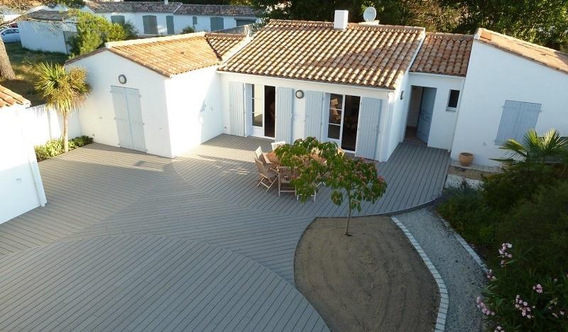 Quelques id es de terrasses pour votre maison marseille for Prolongement toiture pour terrasse